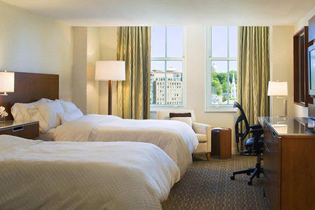 Omni _ Providence _ Classic _ Deluxe _ Room _ Double _ Beds
