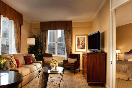 OM _ Royal _ Orleans _ One _ Bedroom _ Suite _ With _ Balcony