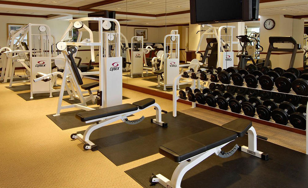 2_Omni_San_Francisco_Hotel_Fitness_Zentrum