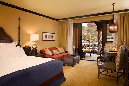 Omni_ 斯科茨代尔 _Resort_Accessible_Resort_View_1_King_Bed