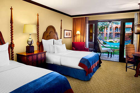 Omni_ 斯科茨代尔 _Resort_View_2_Queen_Beds
