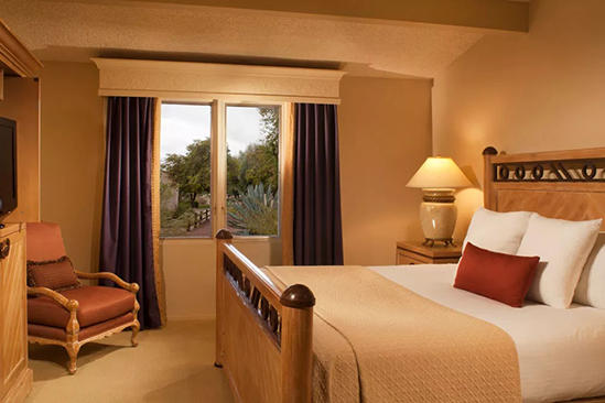 Omni _ Tucson _ Traditional _ Suite _ Double _ Beds