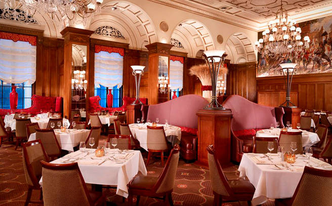 Brunch for two in the terrace omni william penn hotel for The terrace brunch