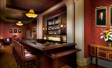 Omni _ Homestead _ Resort _ Lobby _ Bar