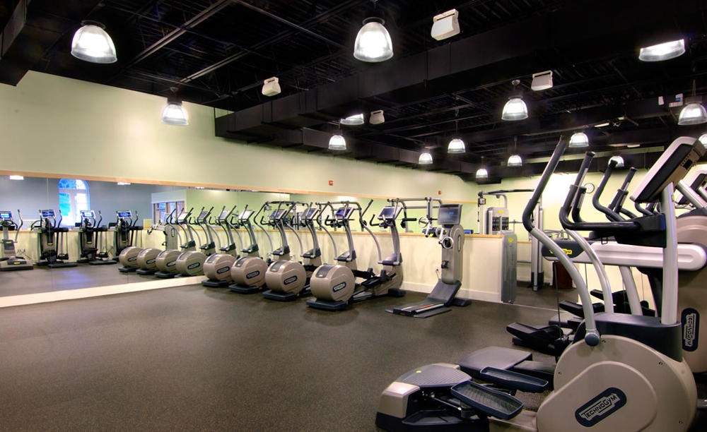 Omni _ Homestead _ Resort _ Gym