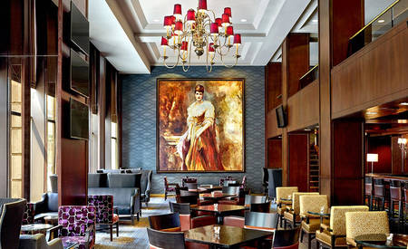 Omni _ King _ Edward _ Hotel _ The _ Consort _ Bar