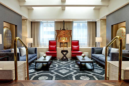 The _ Omni _ King _ Edward _ Luxury _ Presidential _ King _ Suite