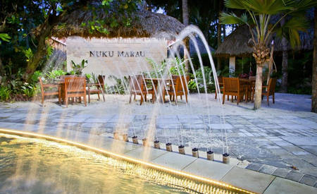 Outrigger _ Castaway _ Island _ Fiji _ Resort _ Nuku _ Marau _ Pool _ Bar _ and _ Grill