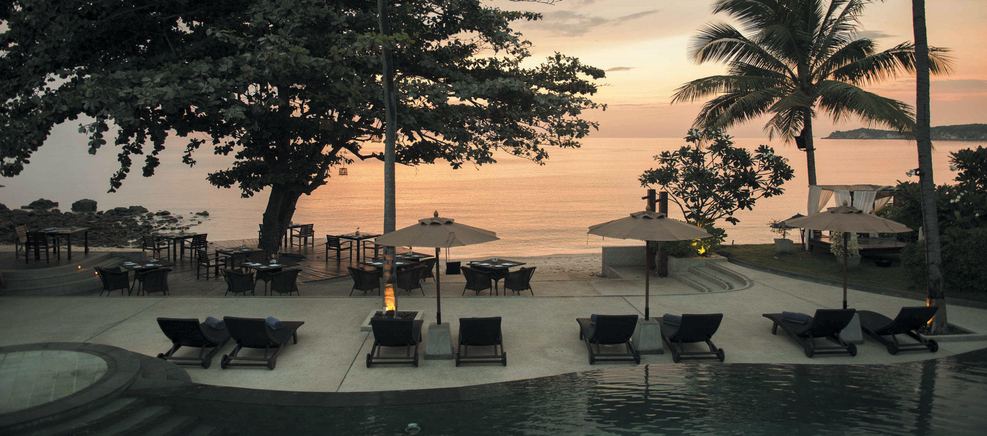 Outrigger koh samui beach resort gha