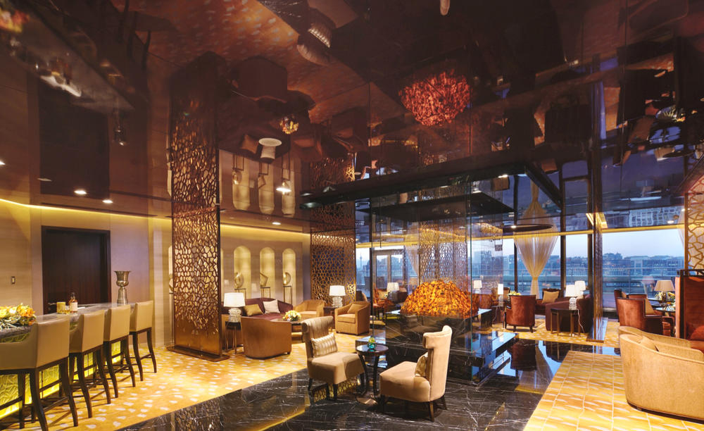 Pan Pacific Beijing_Amber Lounge