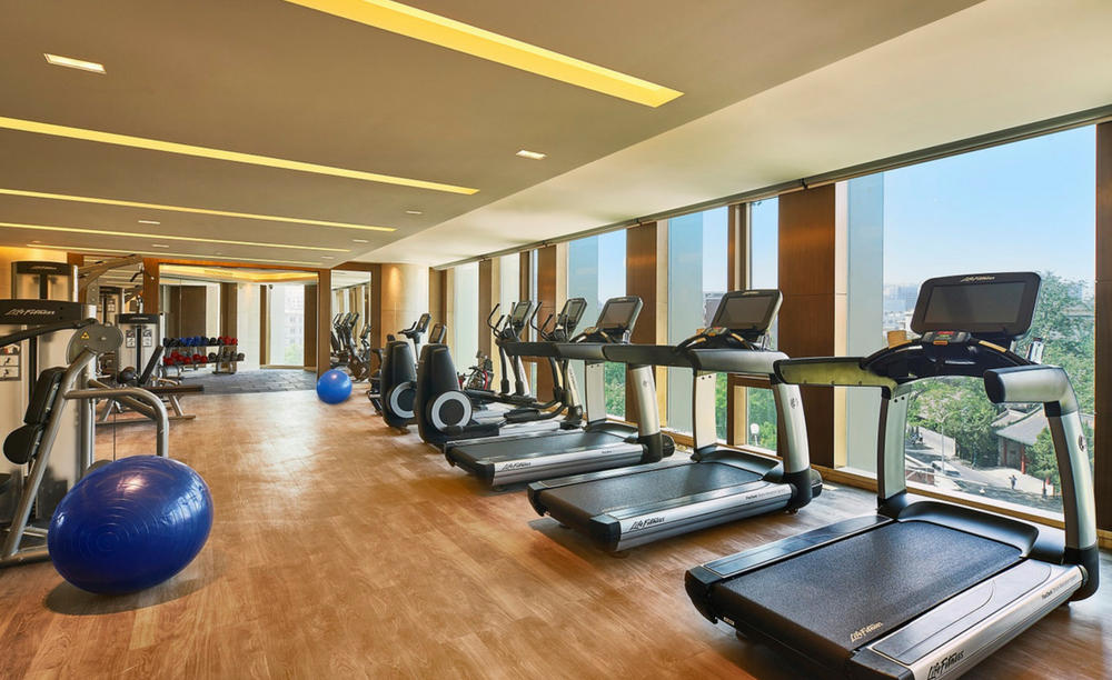 Pan Pacific Beijing_Fitness Centre