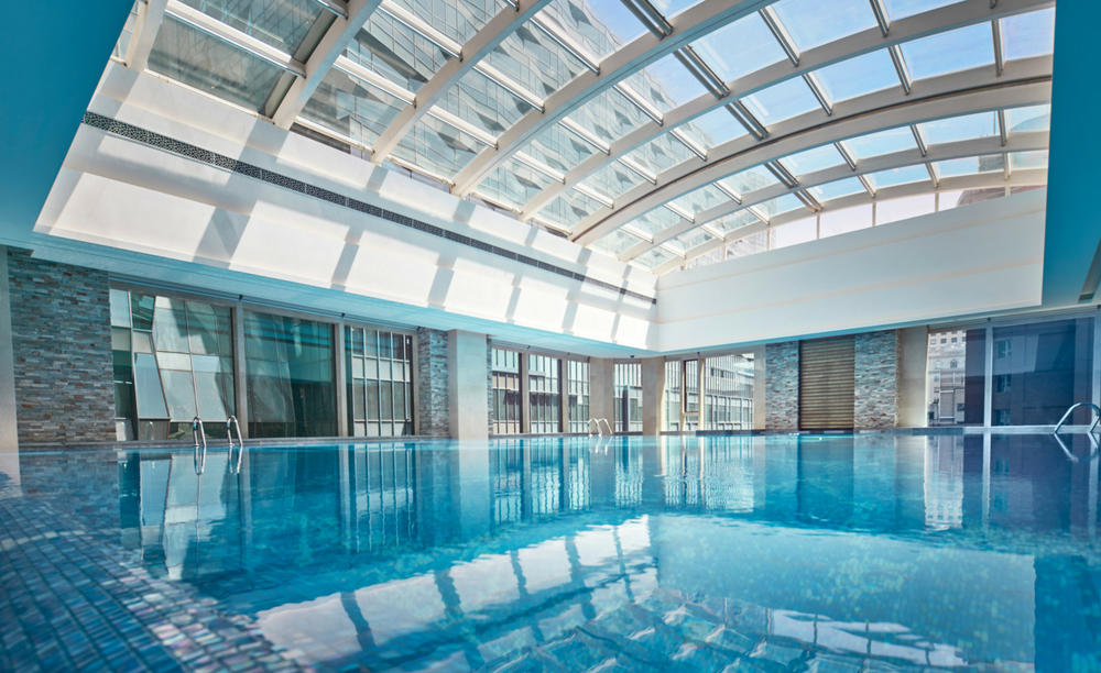 Pan Pacific Beijing_Swimming Pool