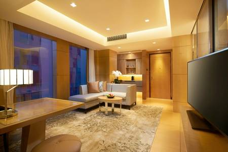 Pan Pacific Beijing_Executive Suite