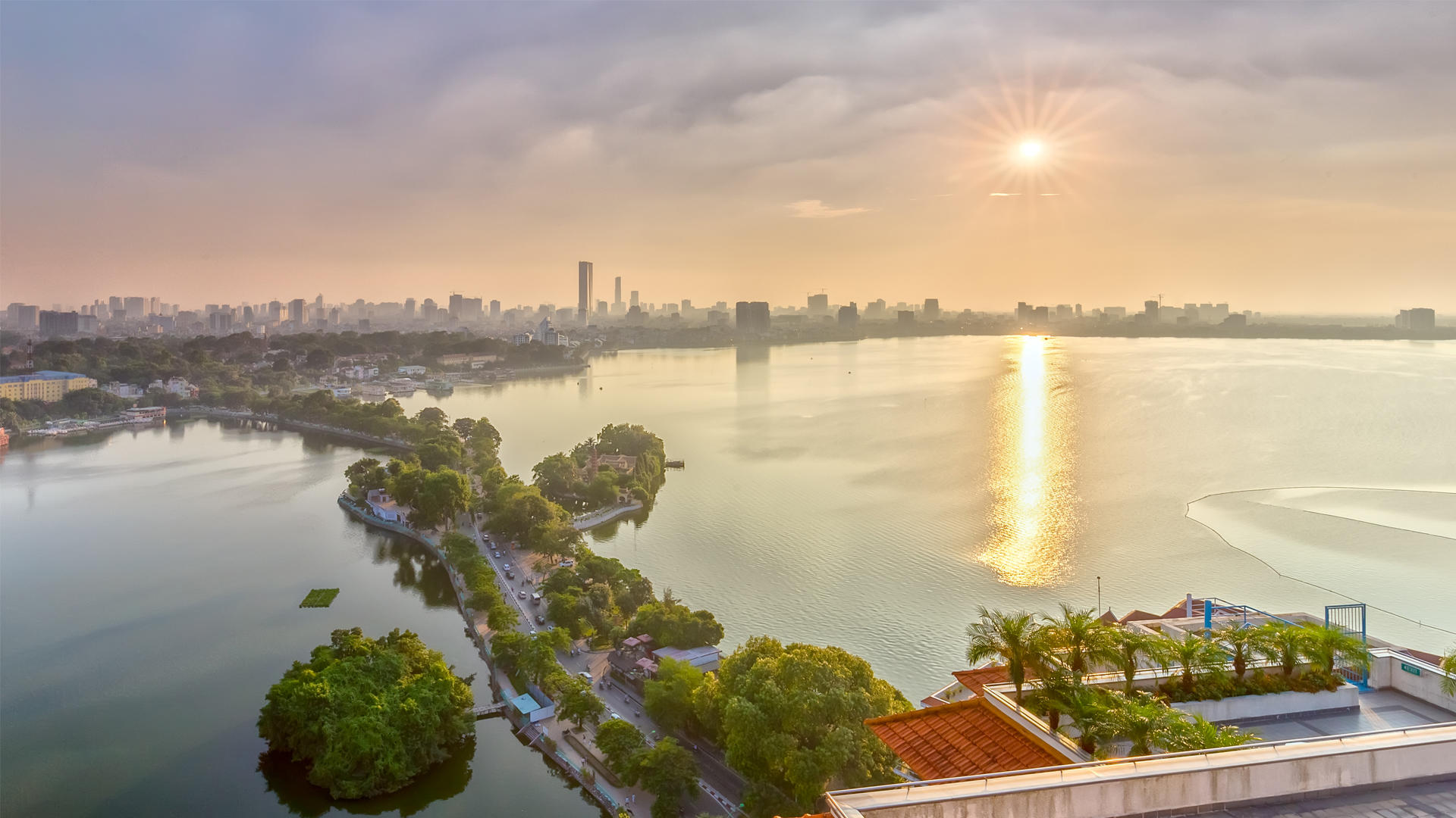 PanPacificHanoi_View