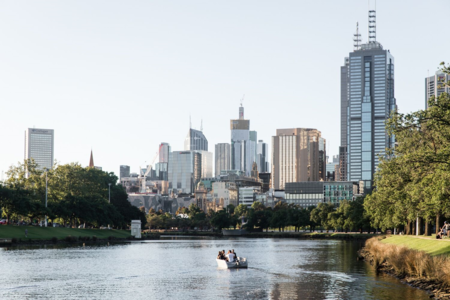 Be your own Captain on the Yarra River