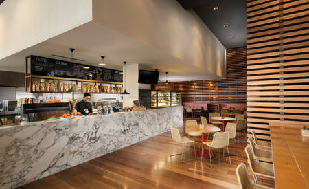 Pan Pacific Melbourne _ Cafe Orr