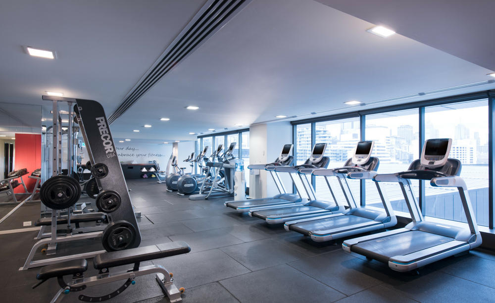 Pan Pacific Melbourne _ Fitness Centre