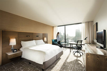 Pan Pacific Melbourne_Pacific Club King