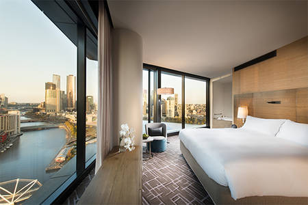 Pan Pacific Melbourne_Panoramic Suite