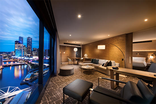 Pan Pacific Melbourne _ Yarra Suite