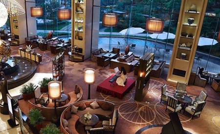 Pan _ Pacific _ Ningbo _ Lobby _ Lounge