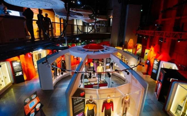 Museum of Pop Culture for Two Pan Pacific Seattle