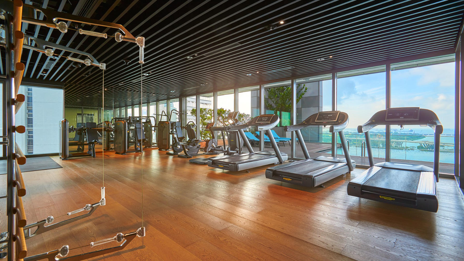 Pan_Pacific_Services_Suites_Beach_Road_Gym