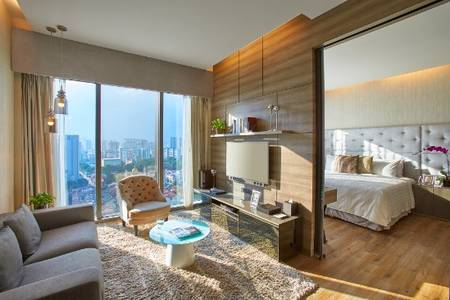 Pan_Pacific_Services_Suites_Beach_Road_One Bedroom_Executive_Bedroom