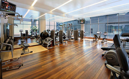 Pan Pacific Serviced Suites Beach Road_Fitness-Center