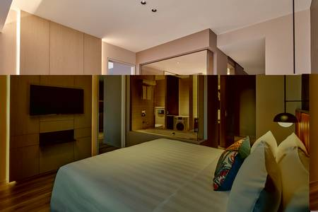Pan _ Pacific _ Serviced _ Suites _ Orchard _ Bedroom