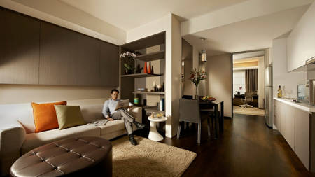 Pan _ Pacific _ Serviced _ Suites _ Orchard _ Living _ Room