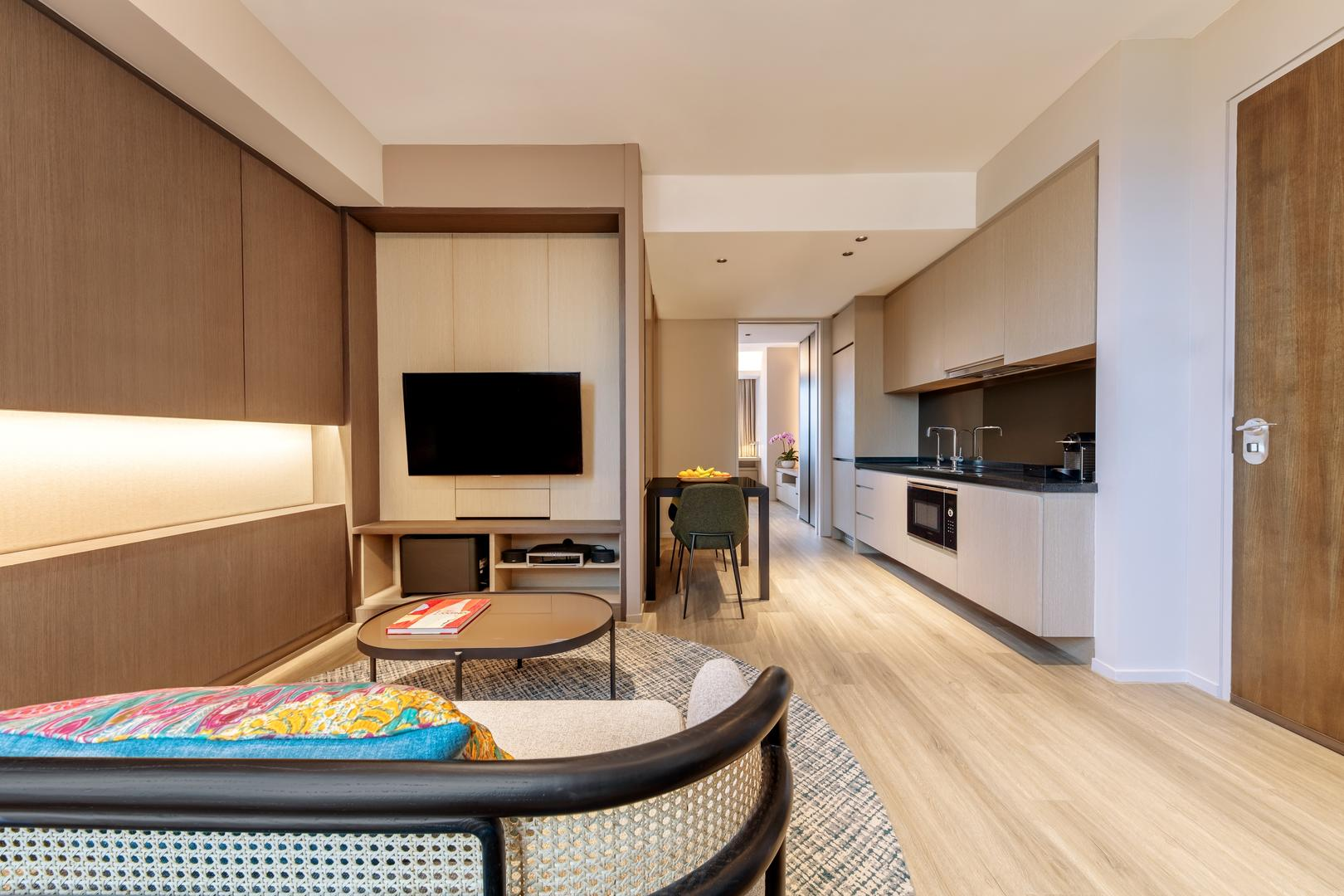 Pan _ Pacific _ Serviced _ Suites _ Orchard _ One _ Bedroom _ Deluxe