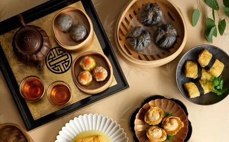 Enjoy Hai Tien Lo's Signature Dim Sum in the comfort of your home