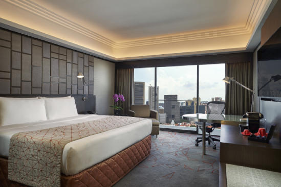 Skyline Suite mit PPSIN_Room_Pacific