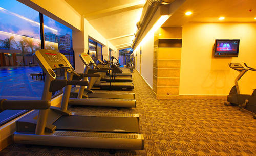 Pan _ Pacific _ Sonargaon _ Dhaka _ Gym