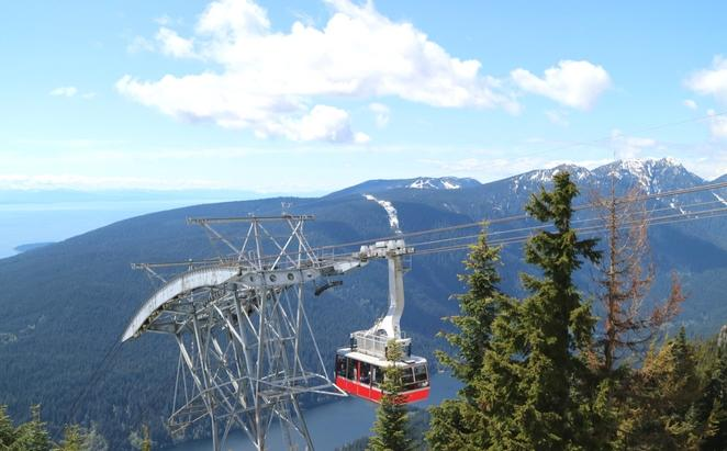 Pan Pacific Vancouver _Grouse mountain