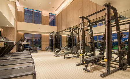 Pan Pacific Yangon_Fitness Centre