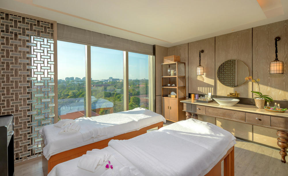 Pan Pacific Yangon_St Gregory Spa