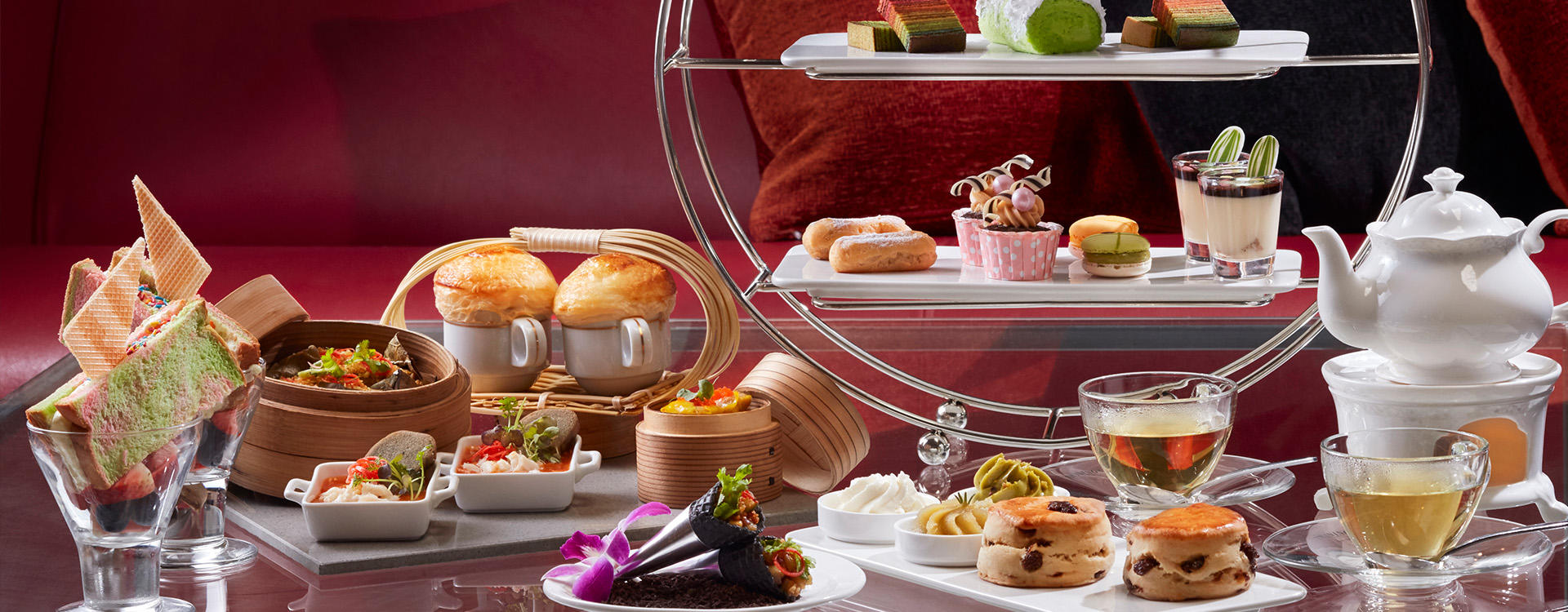 Local Heritage High Tea for 2