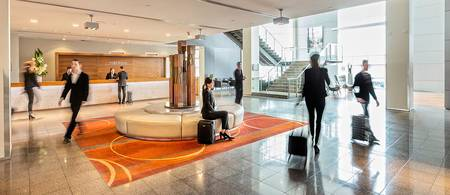 PARKROYAL Melbourne Airport_Lobby