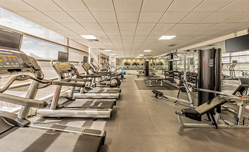 PARKROYAL Melbourne Airport_Gym