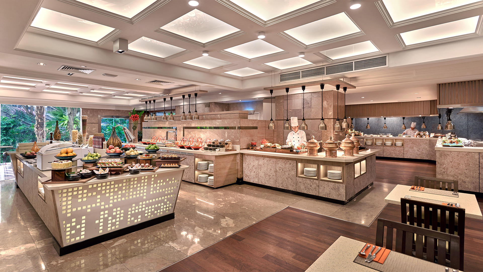 Review Buffet At Ginger Parkroyal On Beach Road: PARKROYAL On Beach Road, Singapore