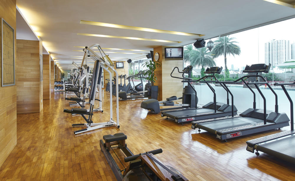 PRSKT _ Wellness _ Gym