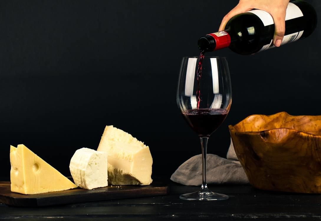Gourmet Cheese and Wine