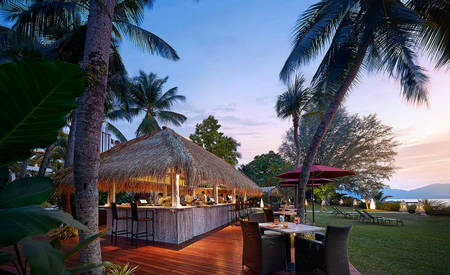 PARKROYAL Penang Resort_Dining_Sunset Bar