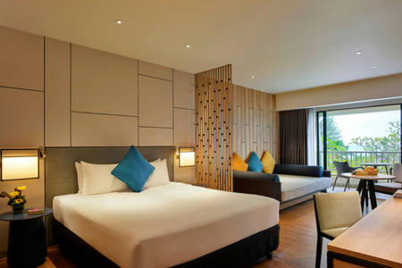 PARKROYAL Penang Resort_Family Seaview One Bedrooom