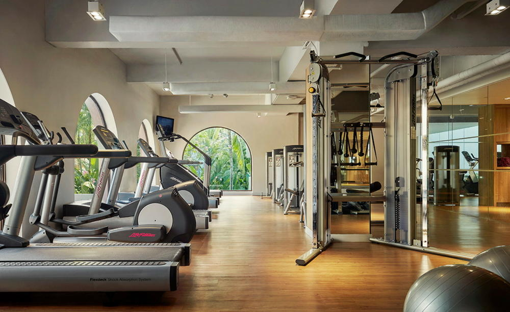 PARKROYAL_Penang_Resort_Gym
