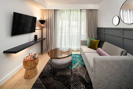 QTQueenstown - Alpine Suite – Lounge