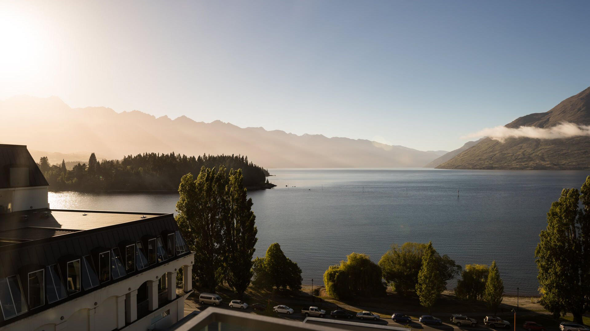 QTQueenstown-View