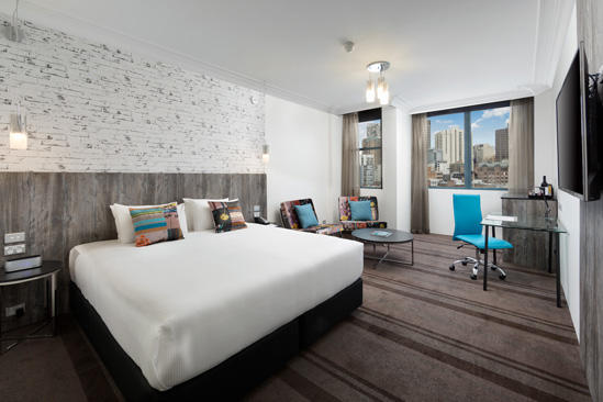Rydges Sydney Central - Executive Room